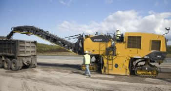 Asphalt Milling Contractor Fort Worth