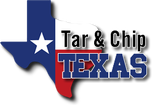 Tar and Chip Texas Asphalt Repair